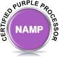 Certified Purple Processor (NAMP®-CPP)
